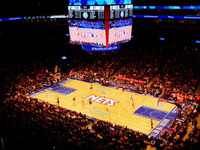 Brooklyn Nets Tickets - Match