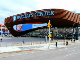 Visite Guidée de Brooklyn - Barclays Center