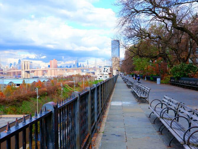 Visite Guidée de Brooklyn - Brooklyn Heights Promenade