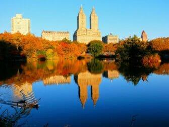 Visite Guidée des Lieux de Tournage à Central Park - The Reservoir