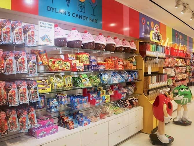 Visite Guidée Gossip Girl - Dylan's Candy Bar