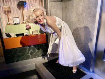 Madame Tussauds a New York - Marilyn Monroe