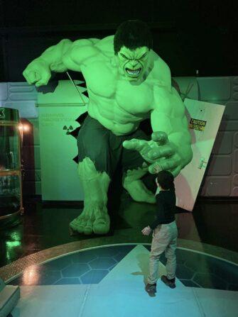 Madame Tussauds a New York - The Hulk
