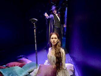 Madame Tussauds a New York - The Phantom of the Opera