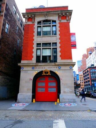 Visite guidée du cinéma et de la télévision à New York- Ghostbusters