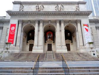 Visite guidée à la découverte de l'architecture de New York - Public Library