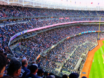 Billets pour les New York Yankees - Supporters