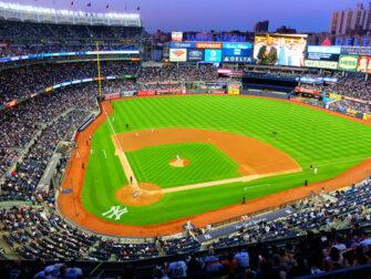 Billets pour les New York Yankees - terrain de jeu