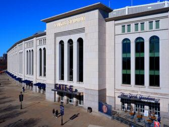 Billets pour les New York Yankees - Yankee Stadium