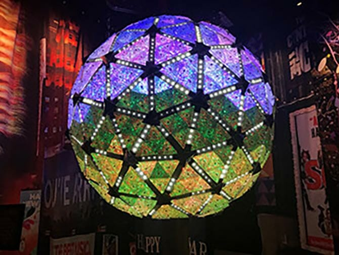 Ripley's Believe it or Not! à New York - Ball Drop Times Square