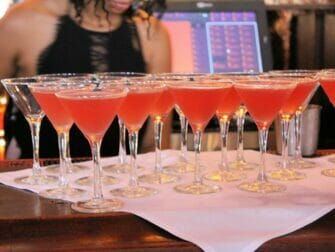 Visite guidee Sex and the City - Cosmopolitans