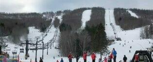 Excursion de ski ou de snowboard à New York