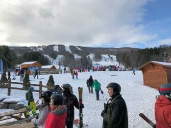 Excursion de ski ou de snowboard à New York - Hunter Mountain
