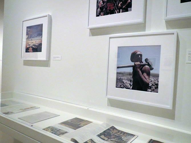 le centre international de la photographie a new york- exposition