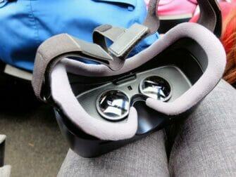 The Ride à New York - casque réalité virtuelle
