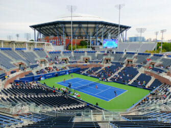 US Open Tennis Tickets - Arthur Ashe Stadium depuis Grandstand