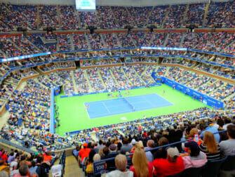US Open Tennis Tickets - Match de Tennis