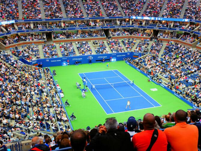 US Open Tennis Tickets