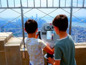Activités à New York pour les enfants