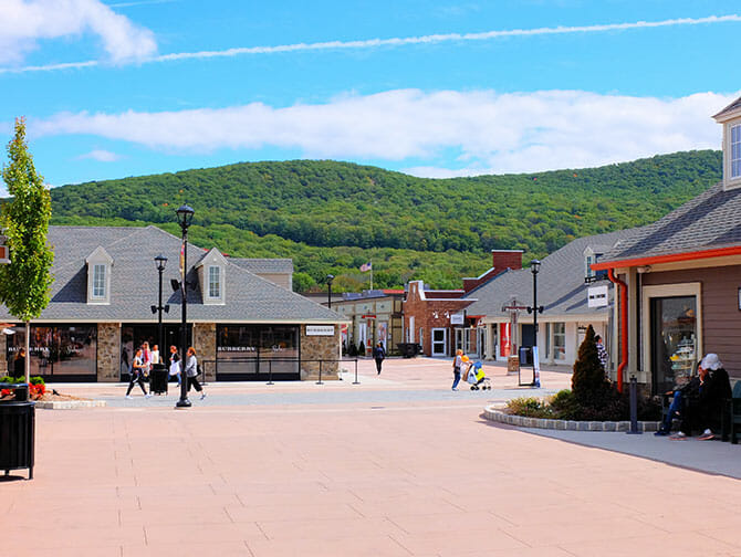 Woodbury Common Premium Outlet Center a New York - Place
