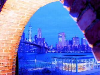 Brooklyn Bridge Park à New York - Empire Stores