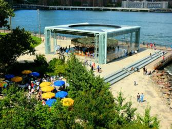 Brooklyn Bridge Park à New York - Jane's Carousel