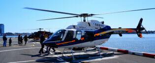 Vols en Hélicoptère à New York
