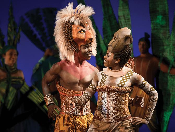 Billets pour Le Roi Lion a Broadway s - Simba et Nala