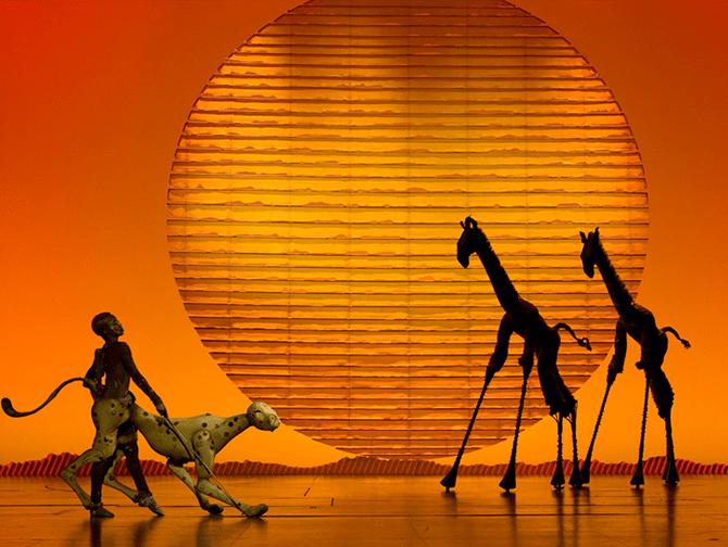 Billets pour Le Roi Lion a Broadway - Scene