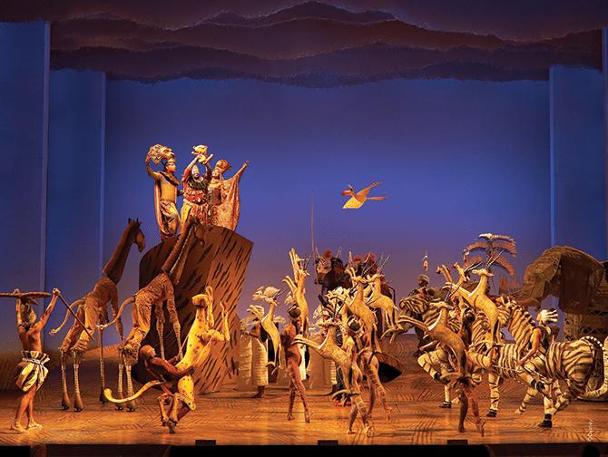 Billets pour Le Roi Lion a Broadway - The Circle of Life