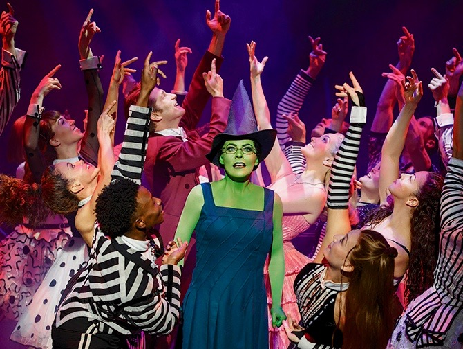 Billets pour Wicked a Broadway - Elphaba et Casting