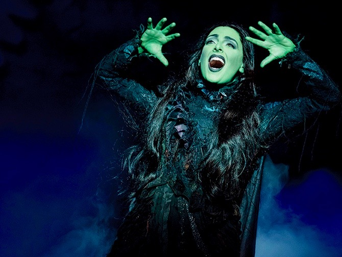 Billets pour Wicked a Broadway - Elphaba