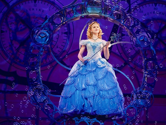 Billets pour Wicked a Broadway - Glinda