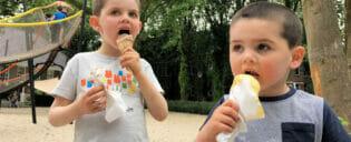 Restaurants pour Enfants à New York