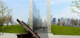 Empty Sky Memorial dans le New Jersey