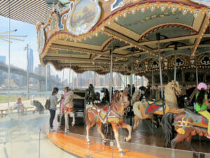 Jane's Carousel New York