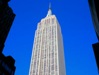 Presidents' Day NYC - Empire State Building