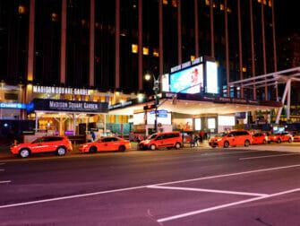 Madison Square Garden NYC - Panneau