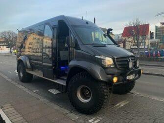 Escale en Islande -Reykjavik