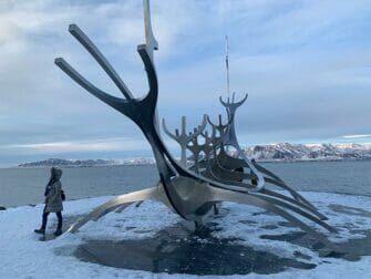 Escale en Islande Solfar