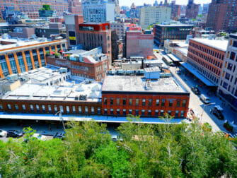 Whitney Museum in New york Meatpacking District