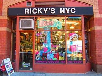 Maquillage à New York - Rickys NYC