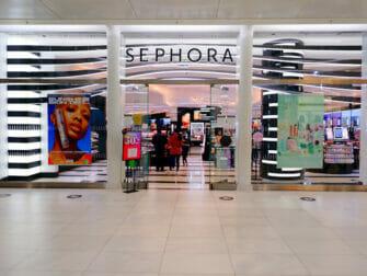 Maquillage à New York - Sephora