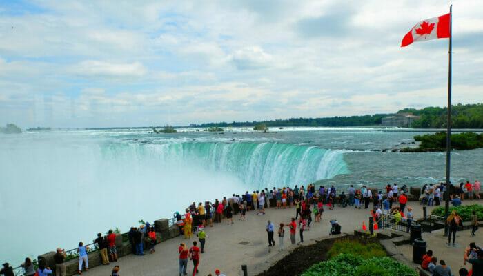 New York aux Niagara Falls en Avion Privé - Canada
