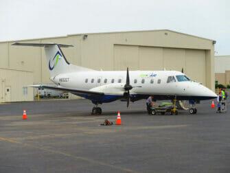 New York aux Niagara Falls en Avion Privé - Avion