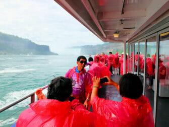 New York aux Niagara Falls en Avion Privé - Touristes
