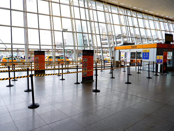 Transfert de l'Aeroport JFK a Long Island City