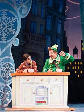 Billets pour Elf The Christmas Musical - Dîner
