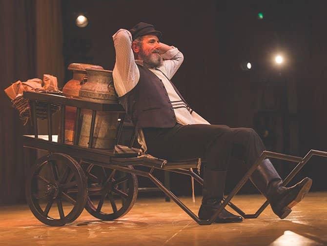 Billets pour Fiddler on the Roof à New York - Tevye