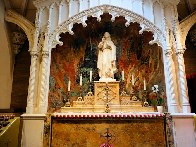 La Cathédrale Saint Patrick à New York - St. John the Evangelist